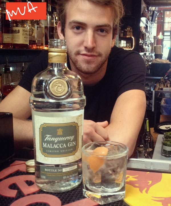 Chris-Bartender-Tanqueray-Mallacca