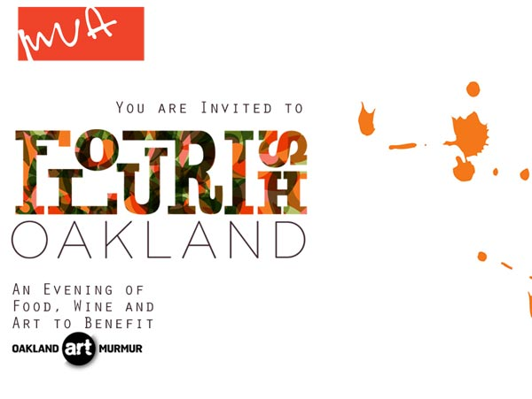 Flourish Oakland 2013—Benefit for Oakland Art Murmur