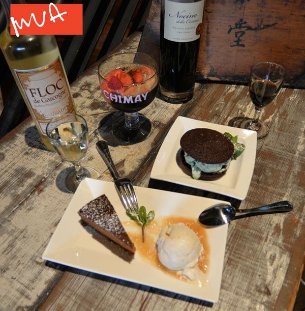 desserts-website