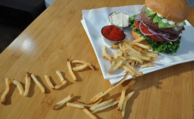 Ouija Fries
